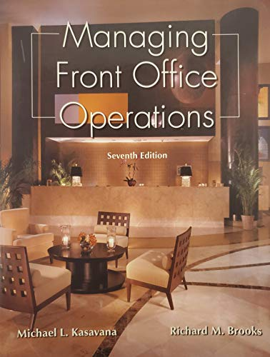9780866122658: Managing Front Office Operations