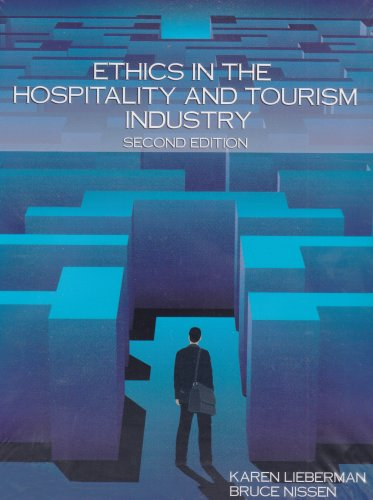 9780866122757: Ethics in the Hospitality And Tourism Industry