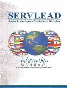 9780866122788: Servlead Service Leadership in Mulicultural Workplace Internship Manual