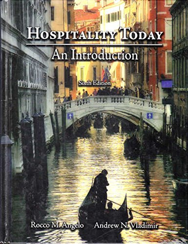 9780866122948: Hospitality Today: An Introduction