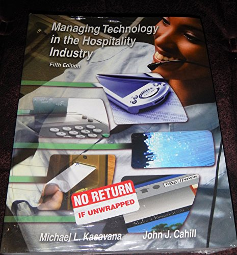 9780866122962: Managing Technology in the Hospitality Industry