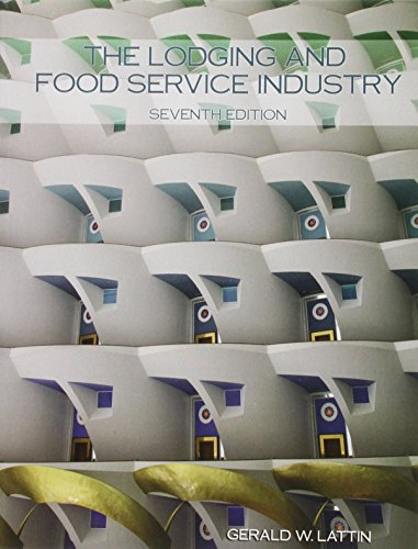 9780866123266: The Lodging and Food Service Industry