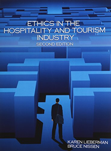 9780866123280: Ethics in the Hospitality and Tourism Industry