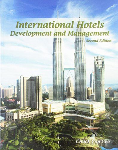 9780866123297: International Hotels: Development and Management