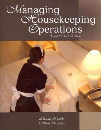 9780866123365: Managing Housekeeping Operations