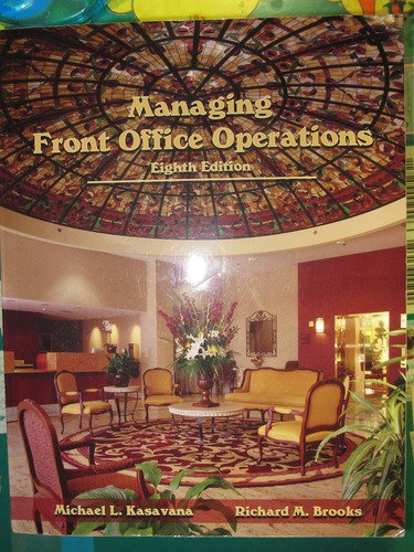 9780866123389: Managing Front Office Operations
