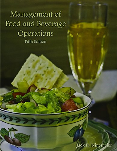 9780866123440: Management of Food and Beverage Operations