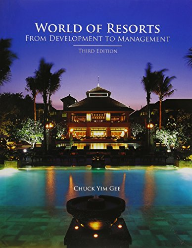 9780866123464: World of Resorts: From Development to Management