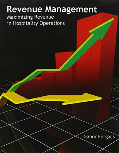 9780866123488: Revenue Management: Maximizing Revenue in Hospitality Operations