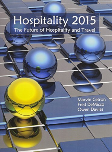 9780866123495: Hospitality 2015: The Future of Hospitality and Travel