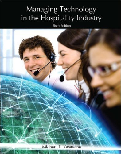 9780866123570: Managing Technology in the Hospitality Industry