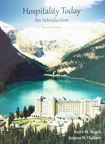 9780866123631: Hospitality Today: An Introduction