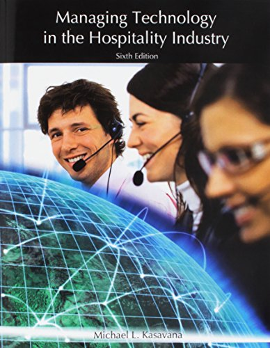 9780866123945: Managing Technology in the Hospitality Industry