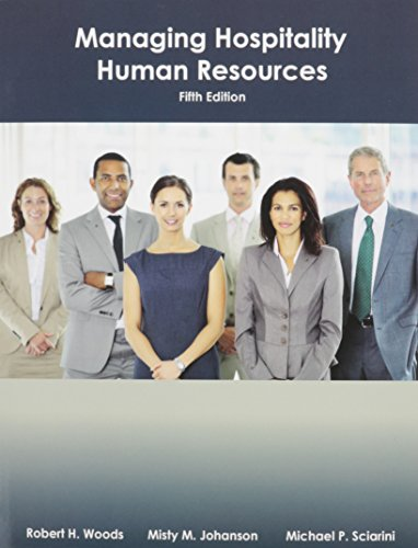 9780866123969: Managing Hospitality Human Resources