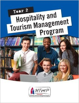 9780866124225: Hospitality & Tourism Management Program (HTMP) Year 2 Student Textbook
