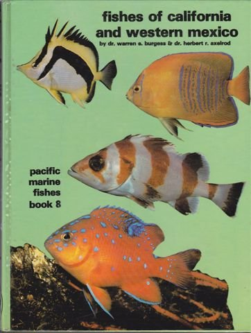 9780866220125: Fishes of California and Western Mexico (PACIFIC MARINE FISHES)
