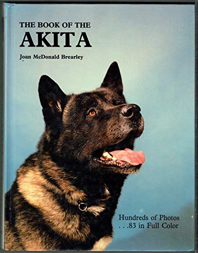 9780866220484: The book of the Akita