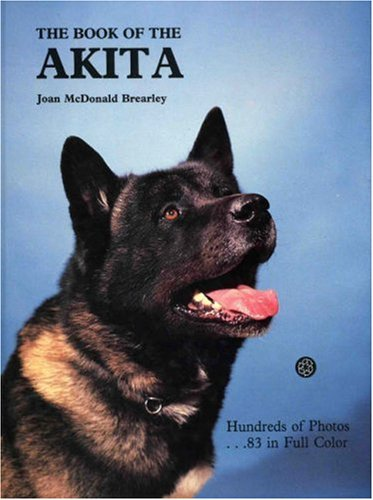 9780866220538: Book of the Akita