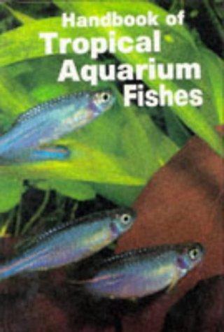 9780866221382: Handbook of Tropical Aquarium Fishes