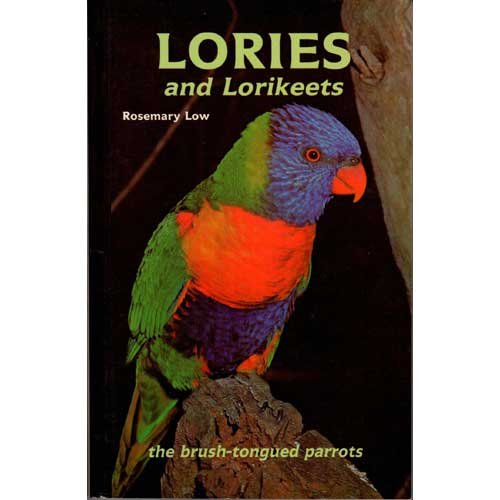 9780866221429: Lories and Lorikeets