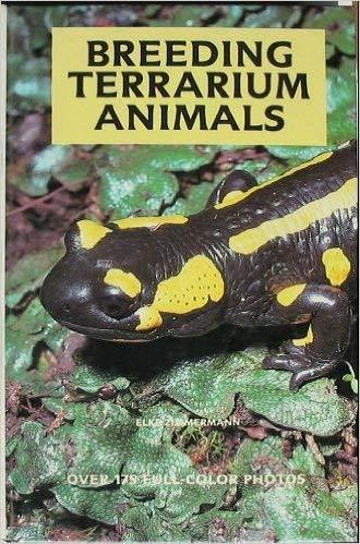 9780866221825: Breeding Terrarium Animals