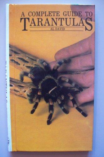 9780866222730: A Complete Guide to Tarantulas