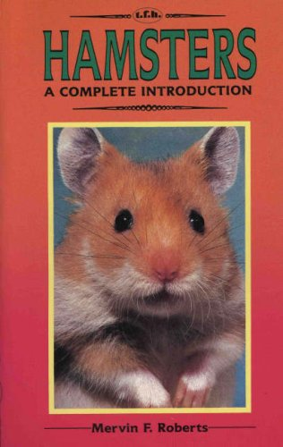 9780866222822: Hamsters: A Complete Introduction
