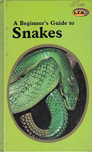 9780866223133: Beginner's Guide to Snakes
