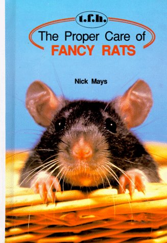 9780866223409: The Proper Care of Fancy Rats