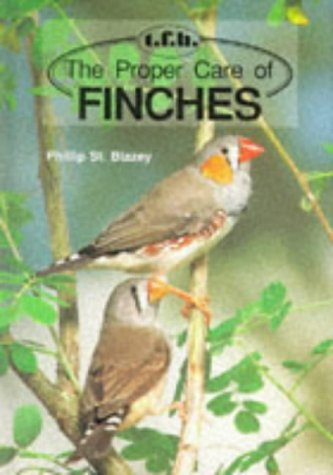 THE PROPER CARE OF FINCHES