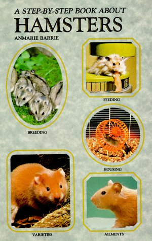 9780866224581: A Step-by-Step Book about Hamsters