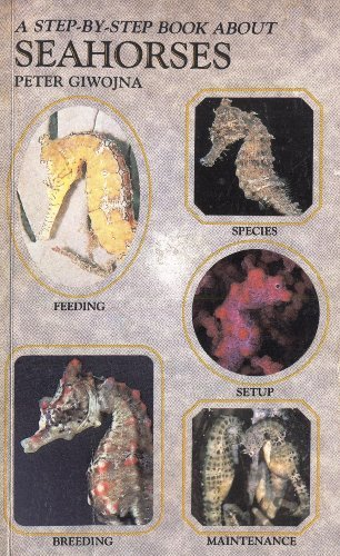 9780866224857: Step by Step Book About Seahorses