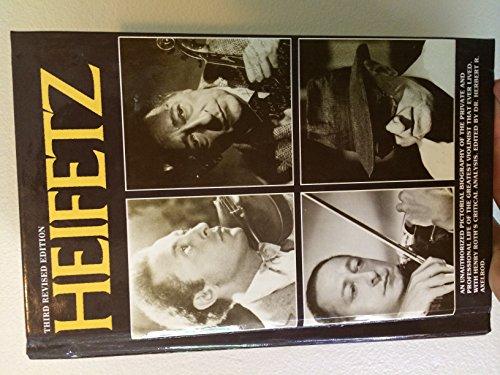 9780866224901: Heifetz