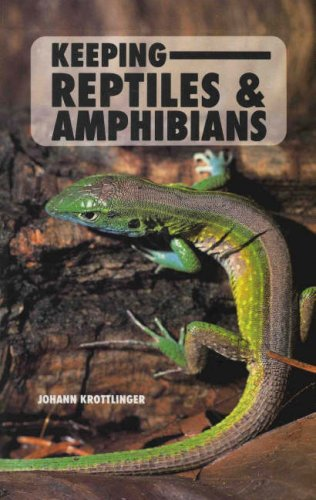 9780866225168: Keeping Reptiles and Amphibians