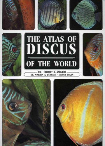 9780866225434: The Atlas of Discus of the World
