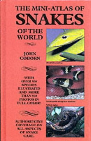 9780866226011: The Mini-Atlas of Snakes of the World