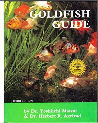 9780866226059: Goldfish Guide