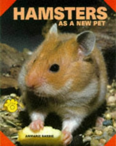 9780866226103: Hamsters As a New Pet