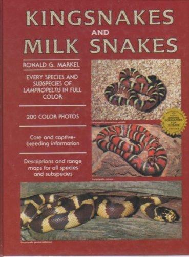 9780866226646: Kingsnakes and Milk Snakes