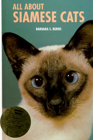 9780866226653: All About Siamese Cats