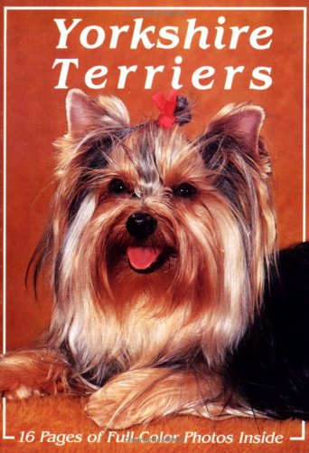 Yorkshire Terriers: Editor-Tfh Publishers