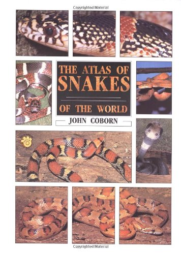 9780866227490: The Atlas of Snakes of the World