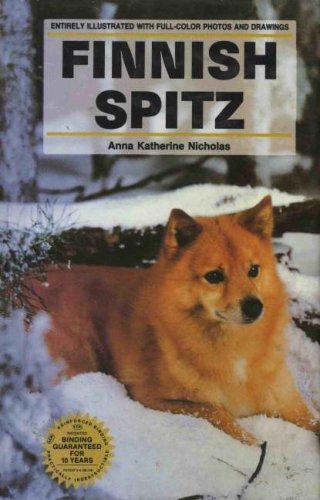 9780866227834: Finnish Spitz