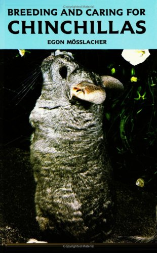 9780866228046: Breeding and Caring for Chinchillas (Ps-850)