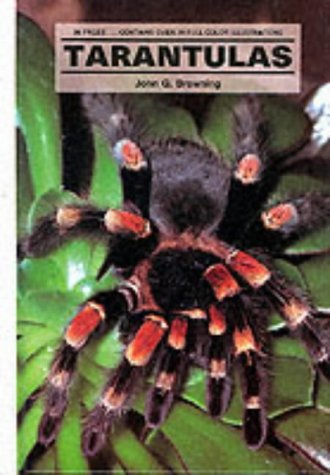 Tarantulas (Contains Over 70 Full-Color Illustrations)