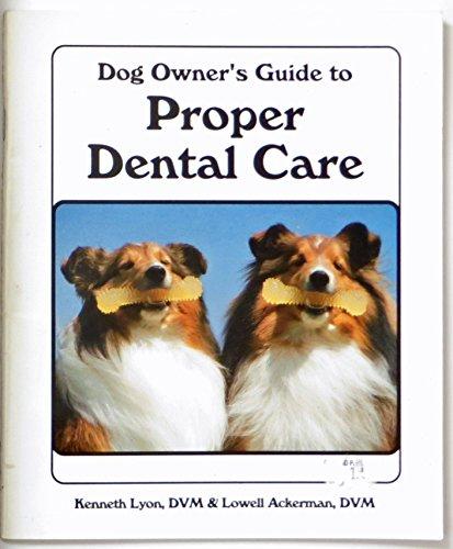 9780866228428: Dog Guide Proper Dental Care