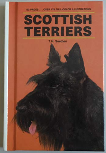 9780866228701: The Scottish Terrier (Kw Dog Breed Library)