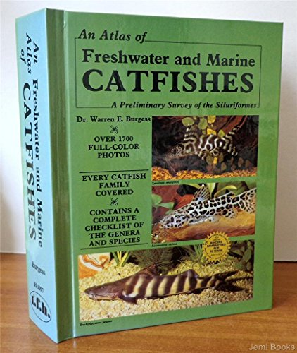 9780866228916: Atlas of Freshwater and Marine Catfishes