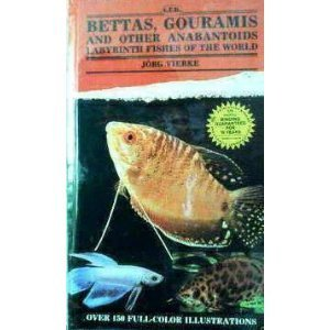 9780866228978: Bettas, Gouramis and Other Anabantoids
