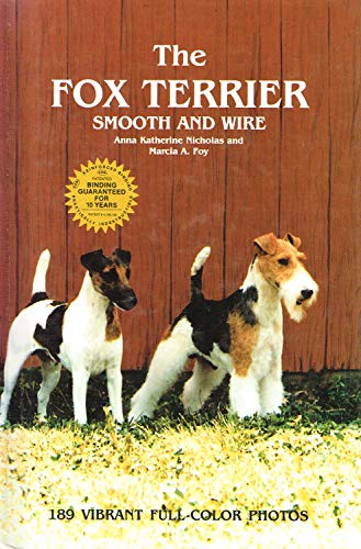9780866229319: The Fox Terrier: Smooth and Wire